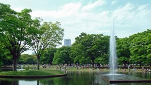 Fountain_Yoyogipark