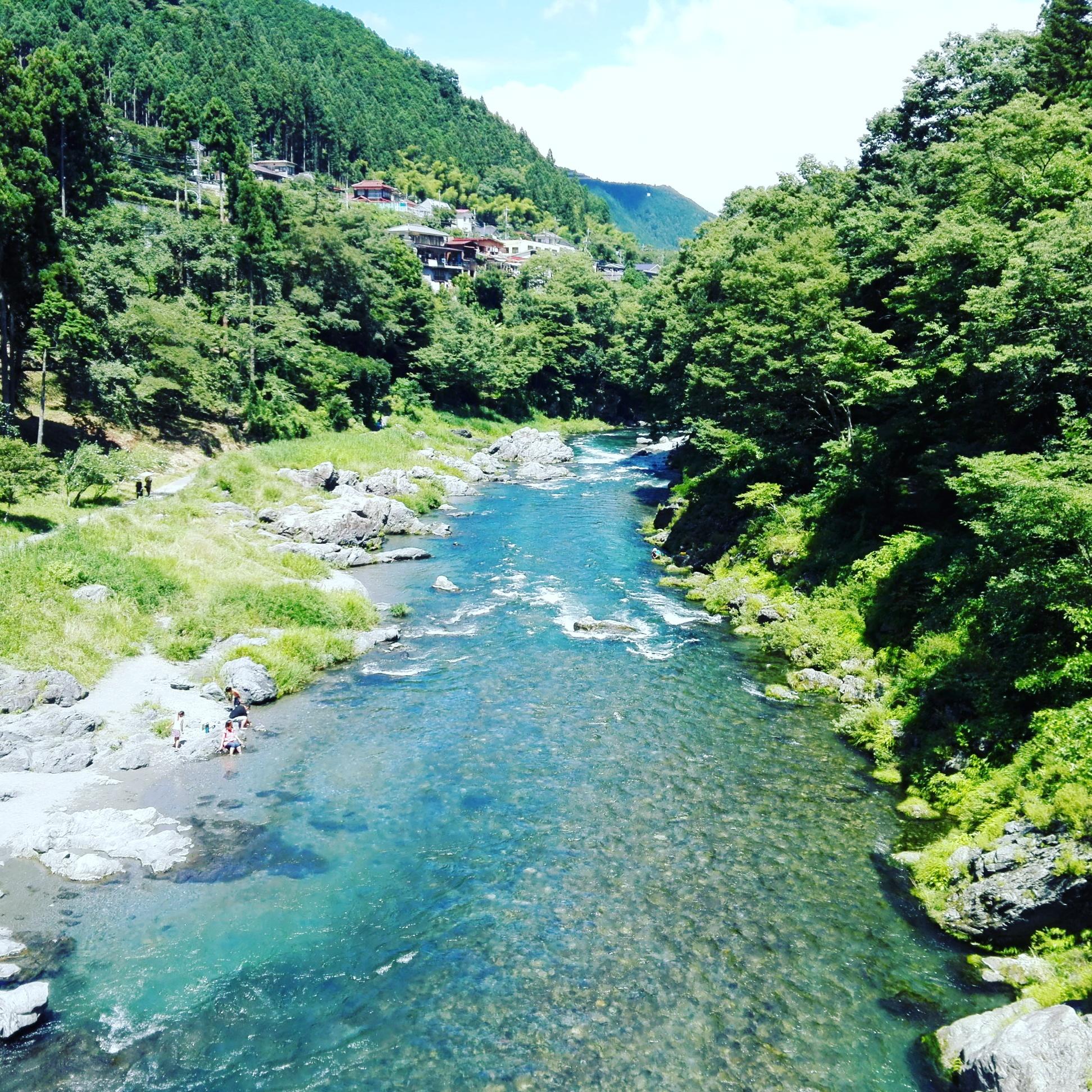 東京で川遊びするならここ!びっくりするほど綺麗な川で夏レジャーを楽しもう